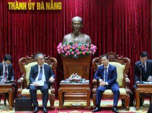 Kêu gọi doanh nghiệp Nhật Bản đầu tư vào Đà Nẵng