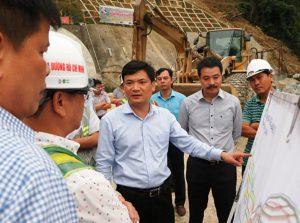 Dự án cao tốc La Sơn – Túy Loan tăng tốc về đích