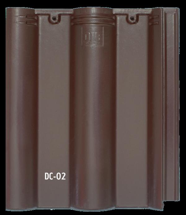 Ngói màu cao cấp DC - 02