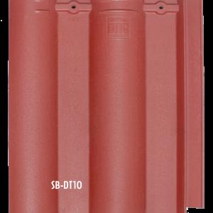Ngói màu sần bi SB-DT10