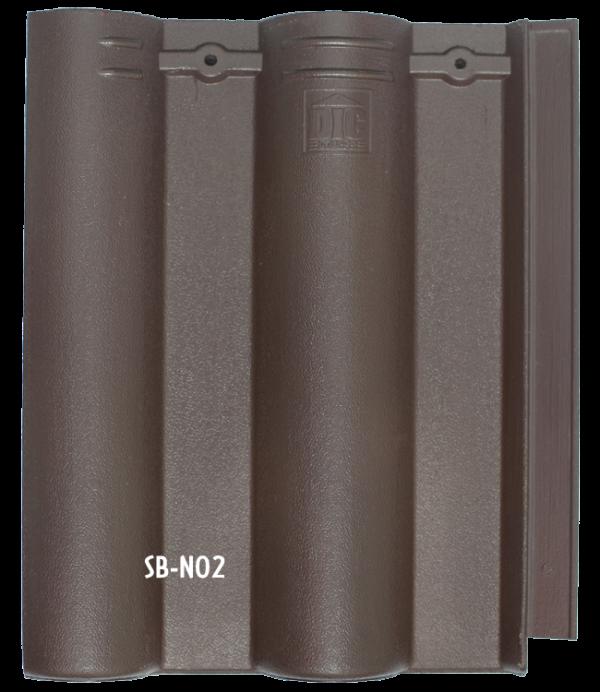 Ngói màu sần bi SB-N02