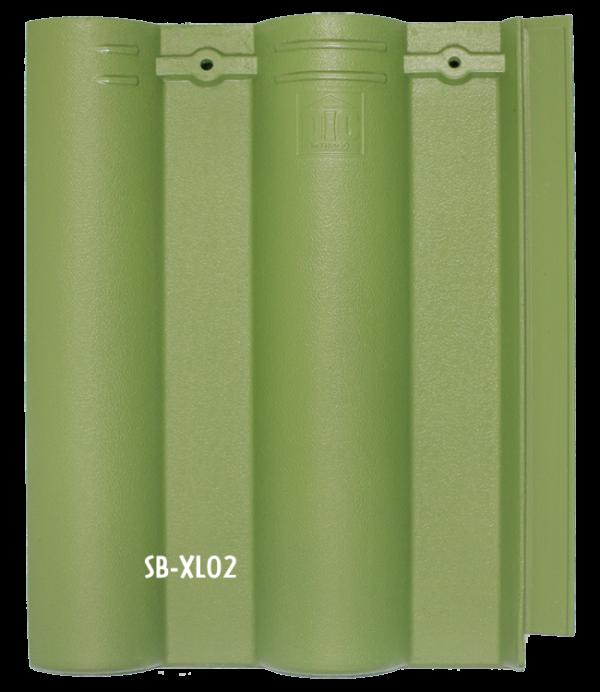 Ngói màu sần bi SB-XL02