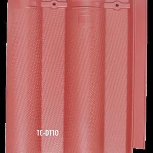 Ngói màu cao cấp sóng nhỏ tia chớp TC- DT10