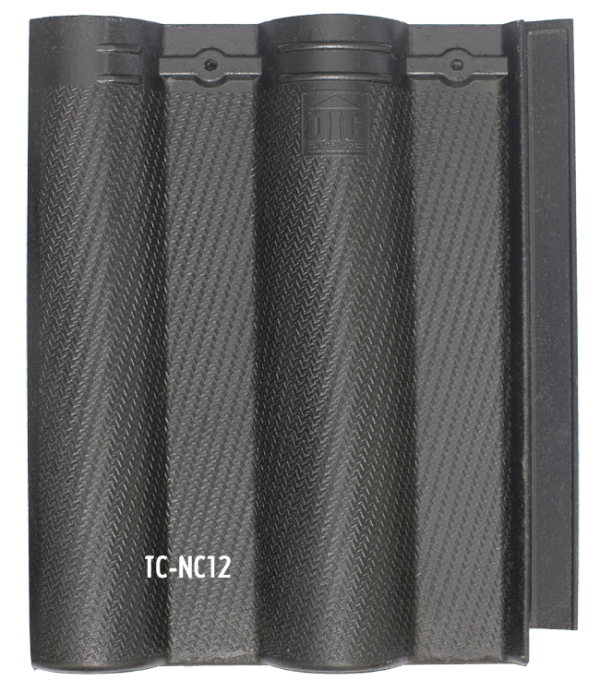 Ngói màu cao cấp sóng nhỏ tia chớp TC- NC12