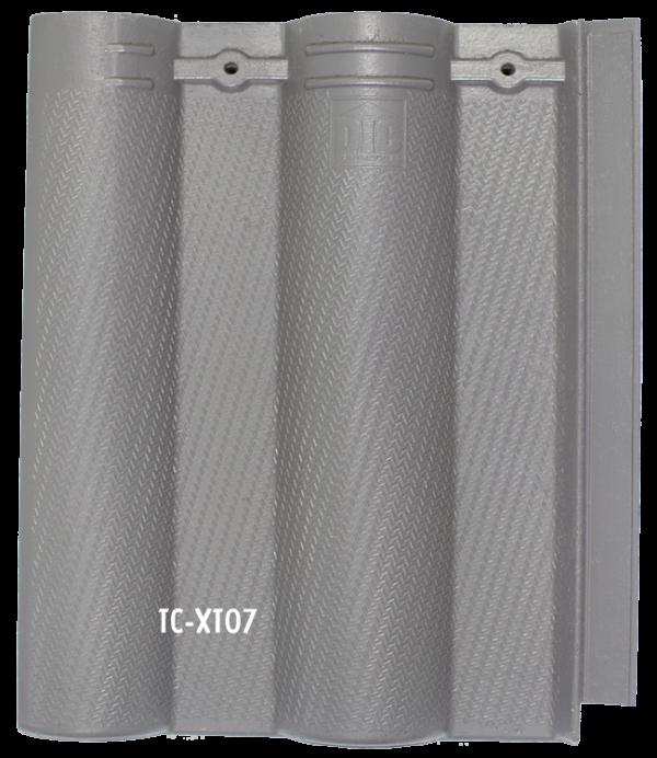 Ngói màu cao cấp sóng nhỏ tia chớp TC- T07