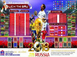 DIC đồng hành cùng world cup