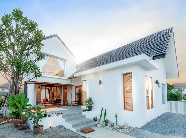 Vì sao nên sử dụng mái ngói trong công trình kiến trúc?